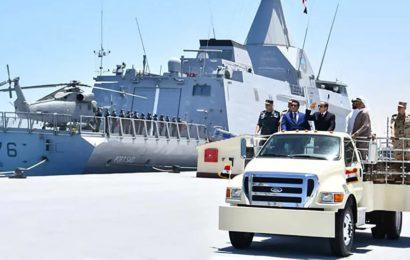 L'Égypte inaugure une base navale proche de la Libye: un cas d'école de «Hard power»