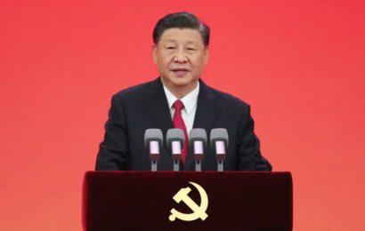 Discours de Xi Jinping lors d'une cérémonie marquant le centenaire du PCC (Texte Intégral)