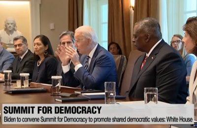 USA / Le combat de Joe Biden pour la « Démocratie »