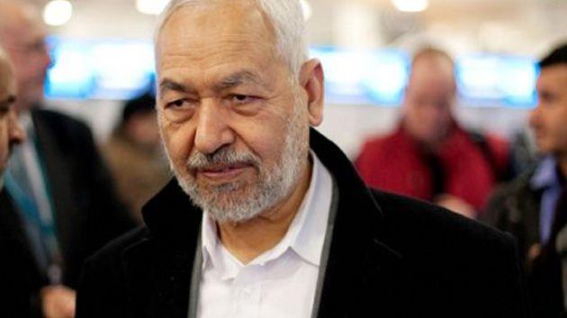 L'islamiste tunisien Rached Ghannouchi menace l'Algérie de terrorisme
