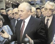 Vous n'avez un Gorbatchev qu'une fois par siècle
