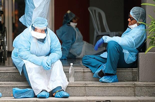 Décès de 191 médecins en Algérie