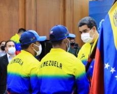 Venezuela : gouvernement et opposition vont entamer des négociations au Mexique