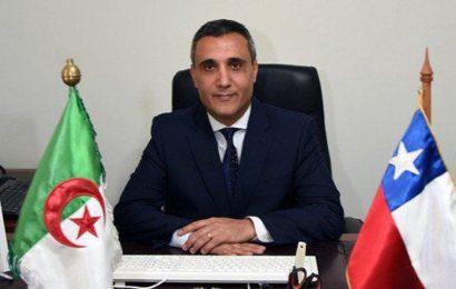 Rupture des relations avec le Maroc : La mise au point de l'ambassadeur d'Algérie au Chili