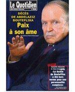 Algérie / Naoufel Brahimi El Mili : «Le destin de Bouteflika a été hors norme pour une personnalité complexe»