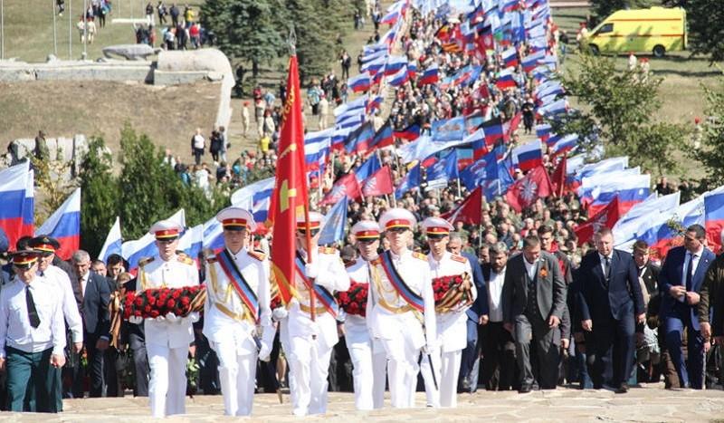 La RPD célèbre les 78 ans de la Libération du Donbass sous les bombardements de l'armée ukrainienne