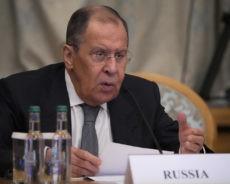 Discours de Sergueї Lavrov lors de la réunion des pays voisins de l'Afghanistan à Téhéran